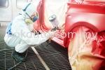 Spray Painting Vehicle Repair Car Grooming Services