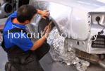 Panel Beating Vehicle Repair - Exterior