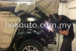 Body Repairs including Panel Beating & Welding Vehicle Repair - Exterior