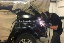 Body Repairs including Panel Beating & Welding