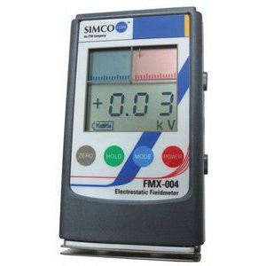 SIMCO �C Electrostatic Field (ESD) Meter / Ionizer Tester