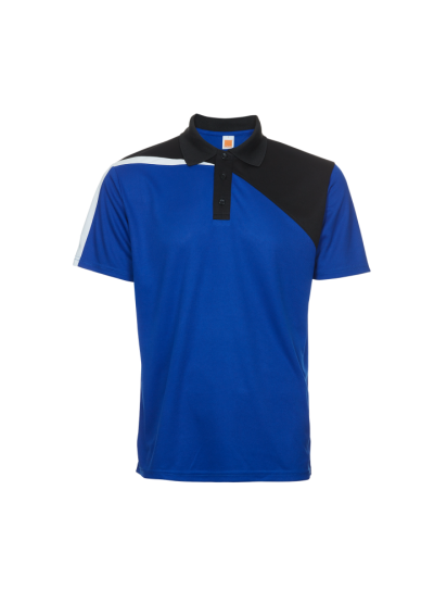 QD5808 Oren Sport Quick Dry Collar Short Sleeve Plain Tee