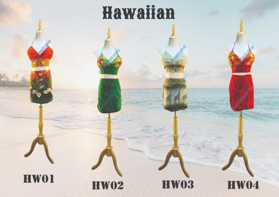 Hawaiian HW01-04