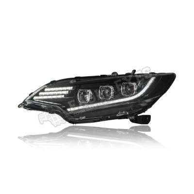 Honda Jazz Cosplus 3 Projector Full LED Head Lamp 14-17