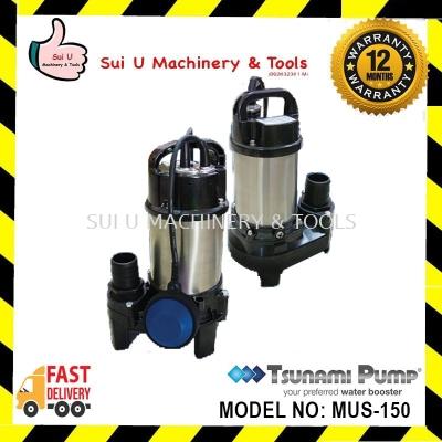 Tsunami MUS-150 Fancy Carp Submersible Pump 150w