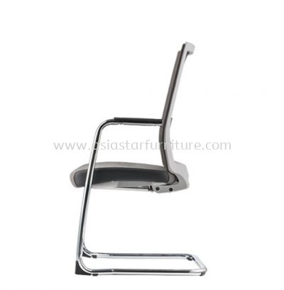 SURFACE VISITOR MESH BACK CHAIR C/W CHROME CANTILEVER BASE ASF 8413P