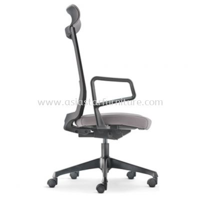 SURFACE HIGH BACK MESH CHAIR C/W ROCKET NYLON BASE ASF 8410N