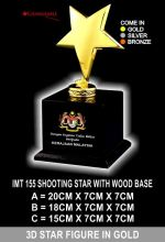 IMT 155 Wood Base_Star