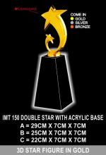 IMT 150 Acrylic Base_Star