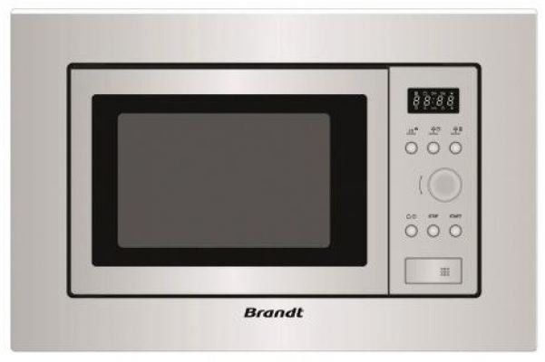 BRANDT BUILT IN MICROWAVE OVEN BMS6112X