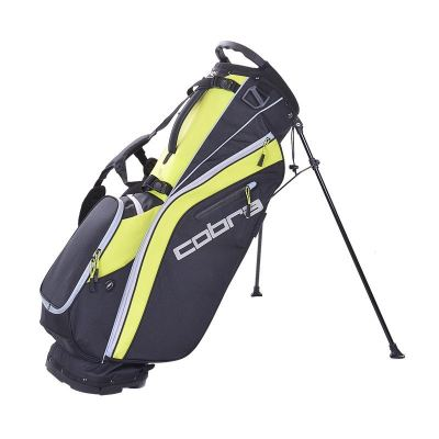 Cobra Light Weight Stand Bag Black / Lime Green Series 2019/2020