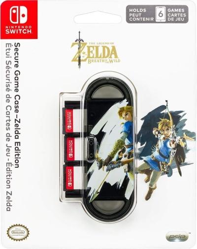 Nintendo Switch Secure Game Case (Zelda)