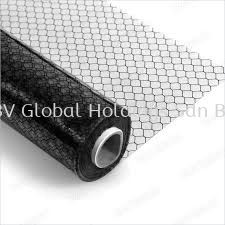 HONEY COMB PVC CURTAIN