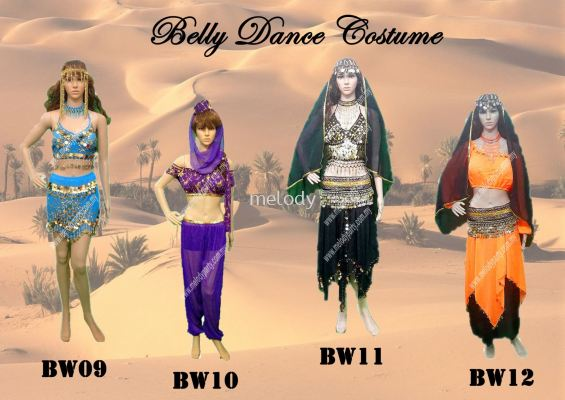 Belly Dance BW09-12