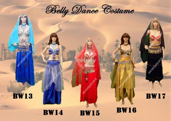 Belly Dance BW13-17