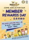 Member Rewards Day @ PELANGI LEISURE MALL,JB
