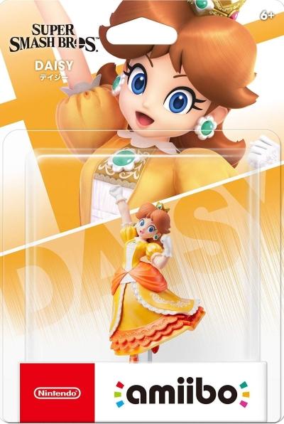 Amiibo Super Smash Bros (Daisy)