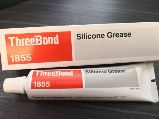 ThreeBond 1855 100g tube Silicone Grease TB1855