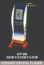 ICP 099 EXCLUSIVE CRYSTAL TROPHY