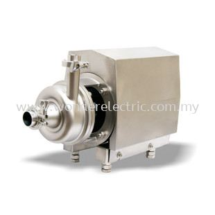 HCP SERIES STAINLESS STEEL SANITARY PUMP