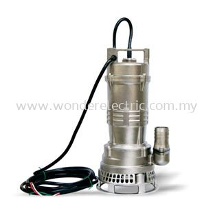 WQX(D) SERIES COMPLETE STAINLESS STEEL PRECISION CASTING SUBMERSIBLE SEWAGE PUMP