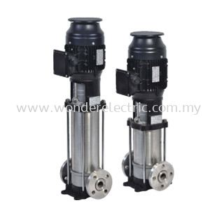 WLF Series Stainless Steel Multistage Centrifugal Pumps