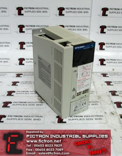 MR-J2S-40A MRJ2S40A MITSUBISHI ELECTRIC AC Servo Amplifier Supply Repair Malaysia Singapore Indonesia USA Thailand