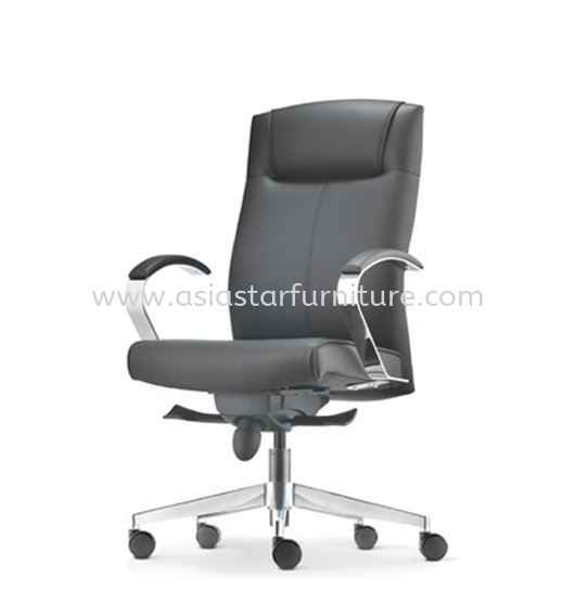CICO DIRECTOR MEDIUM BACK LEATHER OFFICE CHAIR - director office chair hicom industrial estate   director office chair shah alam premier industrial park   director office chair exchange 106@TRX