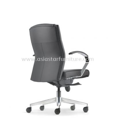 ZYTKO DIRECTOR LOW BACK CHAIR C/W ALUMINIUM DIE-CAST BASE ZY 362L