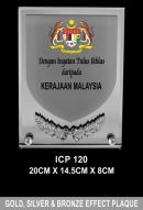 IRR 006 CRYSTAL PLAQUE_SILVER