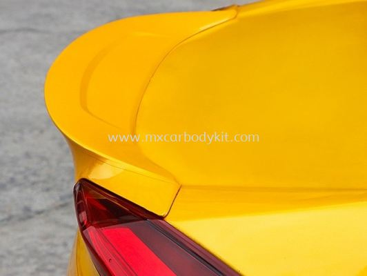 HONDA CIVIC 2016 FC FEVER REAR SPOILER