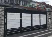 AUTOGATE AND ALARM SYSTEM