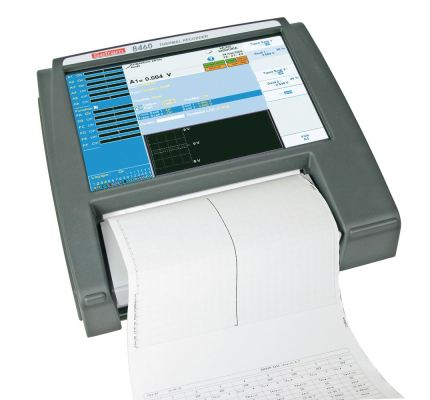 6 to 36 Channel Thermal Paper Data Acquisition Solution Model 8460