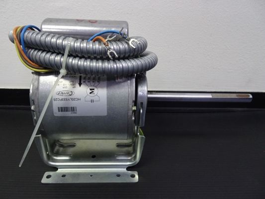 CARRIER HC20LY533FC25 FAN MOTOR C/W CAPACITOR (1.5UF)