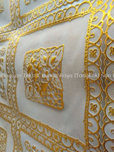 TABLE CLOTH 55 '' (AM29 HOT STAMPING)