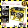Eurox TDH 3801 Diesel Generator Europower/Eurox Generator