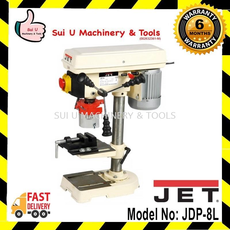 JET JDP-8L Bench Drill Press Table Drilling Machine 350w