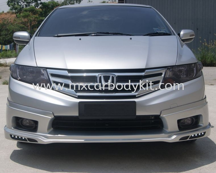 HONDA CITY 2012 SPORTIVO BODYKIT  CITY 2012 HONDA