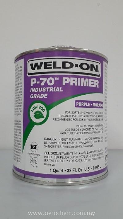 WELD-ON P-70 PRIMER