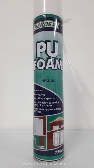 PU FOAM  (POLYURETHANE) HPU-30