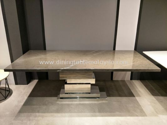 Modern Design Natural Marble Dining Table