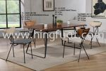D1228T-56091 Wooden Dining Set