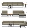 SUAVE MODULAR SOFA MODULAR SOFA Outdoor Furniture Home Furniture