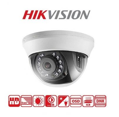 DS-2CE56D0T-IRMMF HD1080p 4 in 1 Entry Level Series