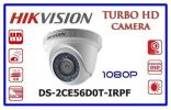 DS-2CE56D0T-IRPF HD1080p 4 in 1 Entry Level Series Indoor Eyeball CCTV & Recorder