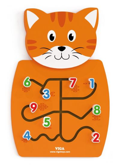 VG50676 Wall Mounted - Matching Numbers (Cat)