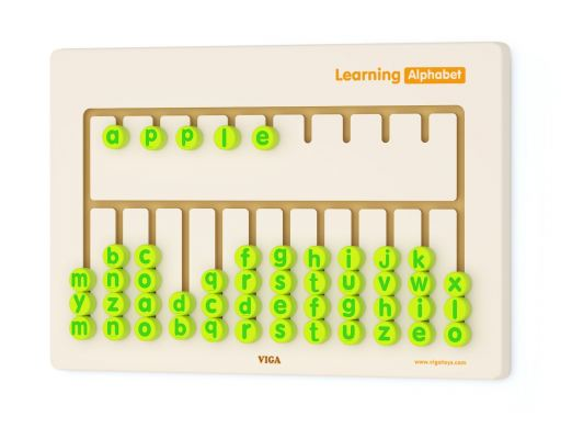 VG50674 Wall Mounted - Learning Alphabet