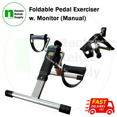NL9601 Foldable Pedal Exerciser (Manual)