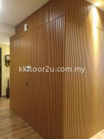 Composite Wood Wall Cladding