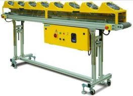 Air Cooling conveyors